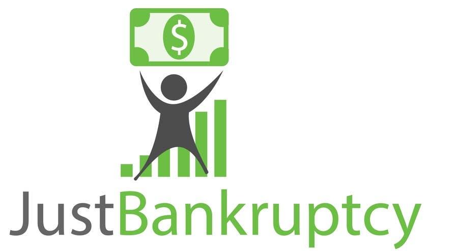 Design a Logo for JustBankruptcy için 15 numaralı Yarışma Girdisi