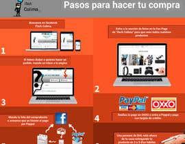 Nro 24 kilpailuun Diseñar un banner sobre información de Compra käyttäjältä danae39