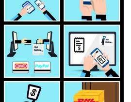 Nro 25 kilpailuun Diseñar un banner sobre información de Compra käyttäjältä lauragarciamarti