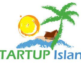 nº 55 pour Design a Logo for STARTUP ISLAND par meerainc