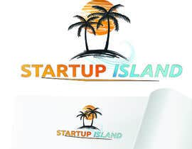 #57 for Design a Logo for STARTUP ISLAND by viadesigns