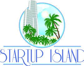 nº 60 pour Design a Logo for STARTUP ISLAND par viadesigns