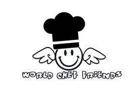 Nro 7 kilpailuun Design a Logo world chef friends käyttäjältä anuashna