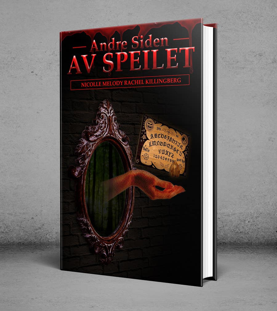 Kilpailutyö #2 kilpailussa I need a bookcover!