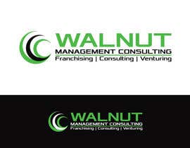 #65 untuk Design a Logo for Walnut Management Consulting an International Business & Management Consulting Organization oleh sagorak47