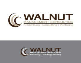 #67 untuk Design a Logo for Walnut Management Consulting an International Business & Management Consulting Organization oleh sagorak47