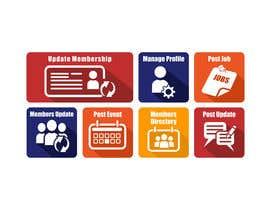 Nro 4 kilpailuun Design Membership Dashboard with Single Image käyttäjältä fastdelivery2