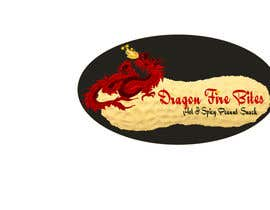 #13 for Design a Logo for Dragon Fire Bites (Spicy Snack) by aiswaryas