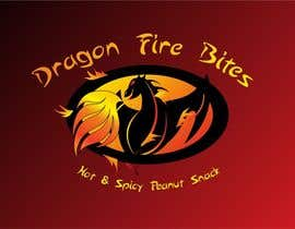 nº 8 pour Design a Logo for Dragon Fire Bites (Spicy Snack) par kasif20