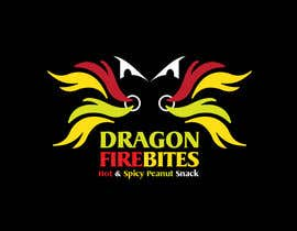 #1 for Design a Logo for Dragon Fire Bites (Spicy Snack) af wavyline