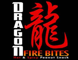nº 5 pour Design a Logo for Dragon Fire Bites (Spicy Snack) par gdomingo7