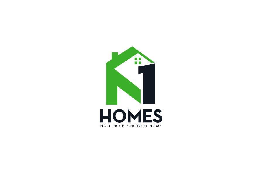 Proposition n°43 du concours Design a Logo for N1Homes (Number1Homes)