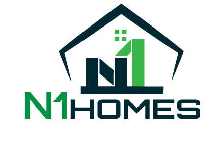 Proposition n°61 du concours Design a Logo for N1Homes (Number1Homes)