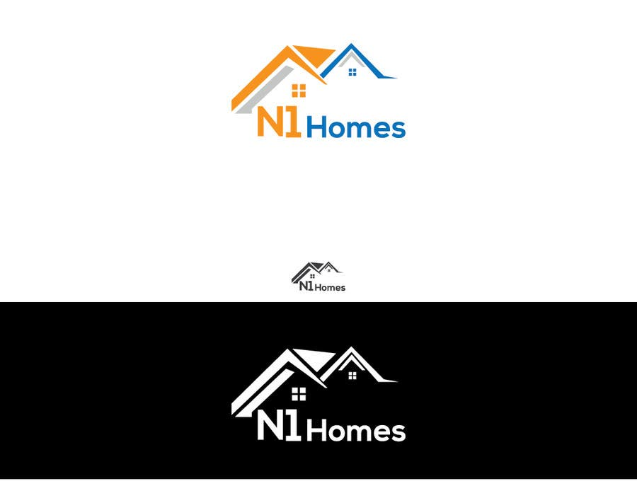 Proposition n°21 du concours Design a Logo for N1Homes (Number1Homes)