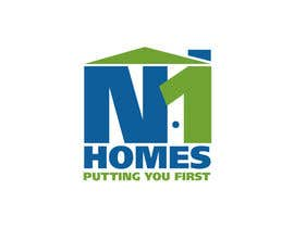 #46 for Design a Logo for N1Homes (Number1Homes) by wavyline