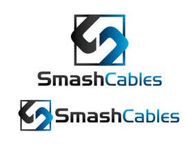 #85 para Design a Logo for Smash Cables por jass191