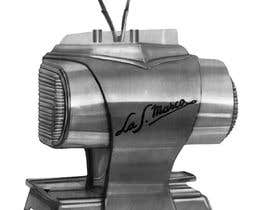 #35 for Illustrate a vintage espresso machine.. af Ronaldas1984