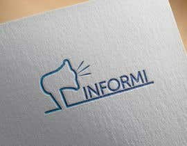 IrenaKocic tarafından Design a neat and creative logo for new app için no 21