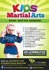 Graphic Design Inscrição do Concurso Nº26 para Design a Flyer for Kids Martial Arts Classes