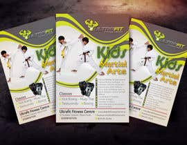 #36 for Design a Flyer for Kids Martial Arts Classes by tahira11