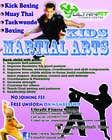 Graphic Design Inscrição do Concurso Nº6 para Design a Flyer for Kids Martial Arts Classes