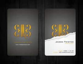 #62 for Business Card Design for The BBC Music by F5DesignStudio