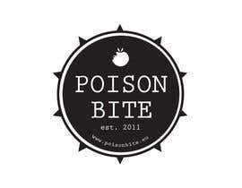 nº 118 pour Logo poison bite par MuffinKick47