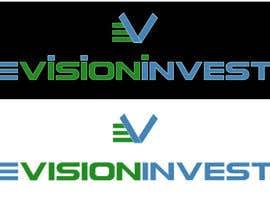 Nro 73 kilpailuun Logo design for eVisionInvest käyttäjältä elena13vw