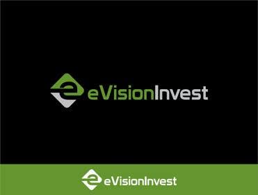 #146 para Logo design for eVisionInvest por tedi1