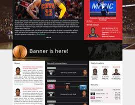 ravskiy32 tarafından Design a Website Mockup (home page only) için no 15