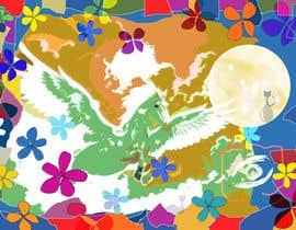 #98 for Valentine's Day Postcard Design af primavaradin07