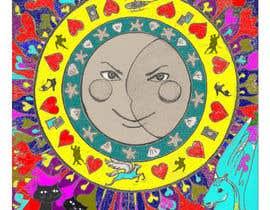 Nro 116 kilpailuun Valentine's Day Postcard Design käyttäjältä eloren