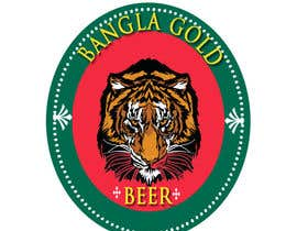 #23 for Bangla gold beer by unisunindia