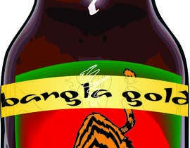 #9 for Bangla gold beer by anshuljasani