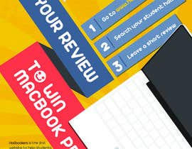 #11 for Design a Flyer/Poster for Hallbookers by yosephadryan