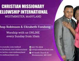 meenastudio tarafından Church Livestream flyer için no 21