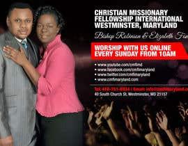 kunalpardeshi tarafından Church Livestream flyer için no 26