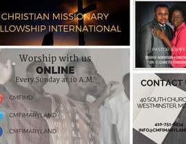 otomesan tarafından Church Livestream flyer için no 14