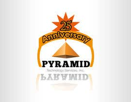 #53 for Design a Logo for businesses 25 Anniversarry by Indrarezexs
