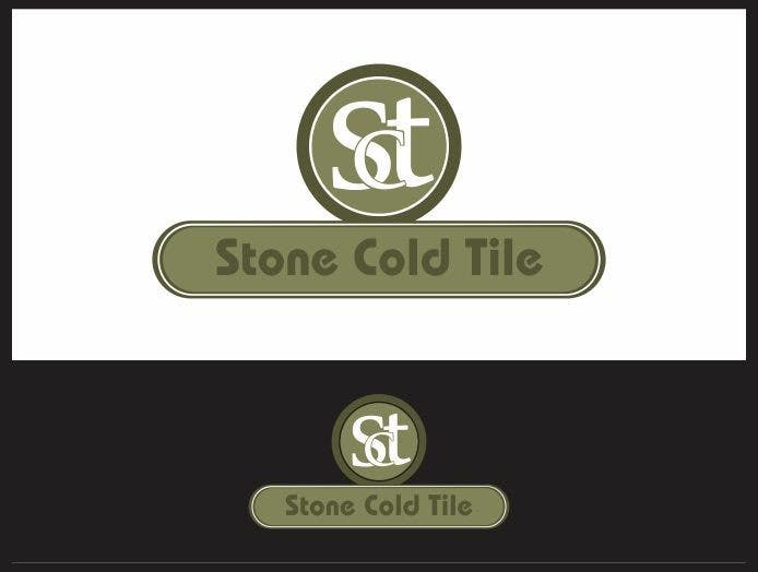 #106 for Design a Logo for Stone Cold Tile by aryainfo12