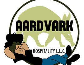 #24 for Logo Design for Aardvark Hospitality L.L.C. af JulieSneeden