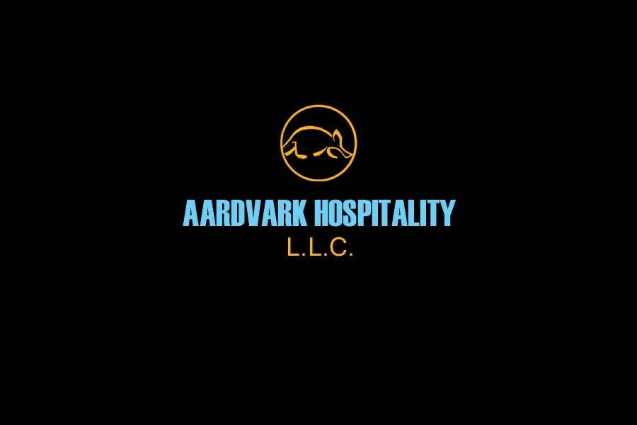 Konkurrenceindlæg #195 for Logo Design for Aardvark Hospitality L.L.C.