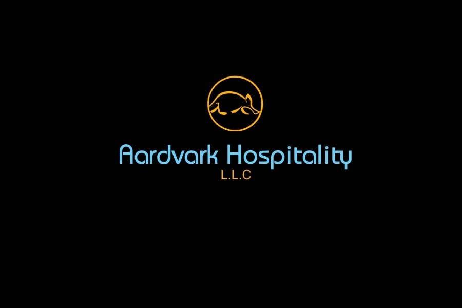 Konkurrenceindlæg #194 for Logo Design for Aardvark Hospitality L.L.C.
