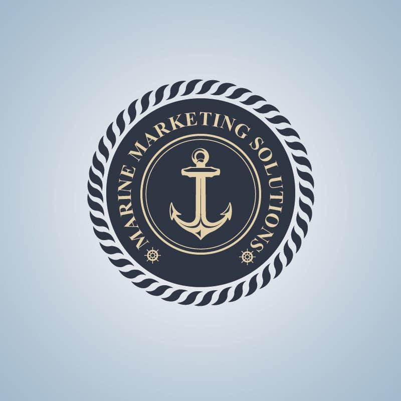 Konkurrenceindlæg #48 for Design a Logo for Marine Marketing Company