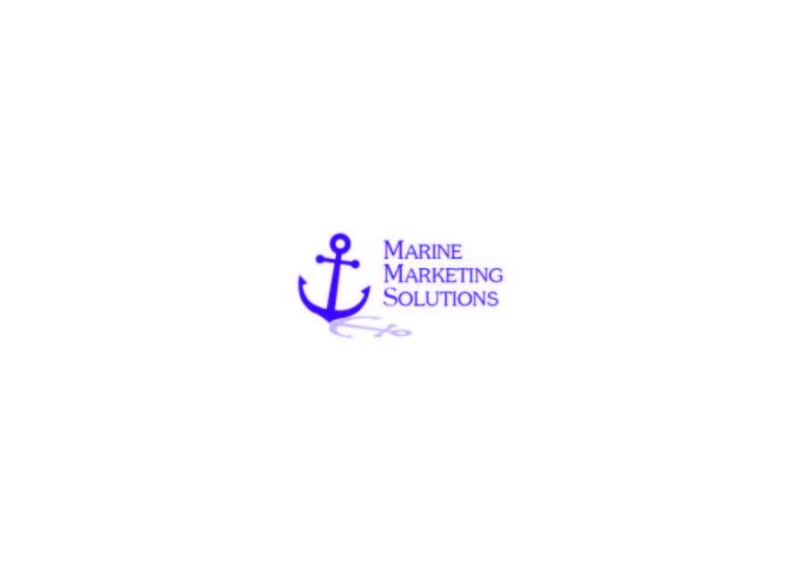 Kilpailutyö #79 kilpailussa Design a Logo for Marine Marketing Company