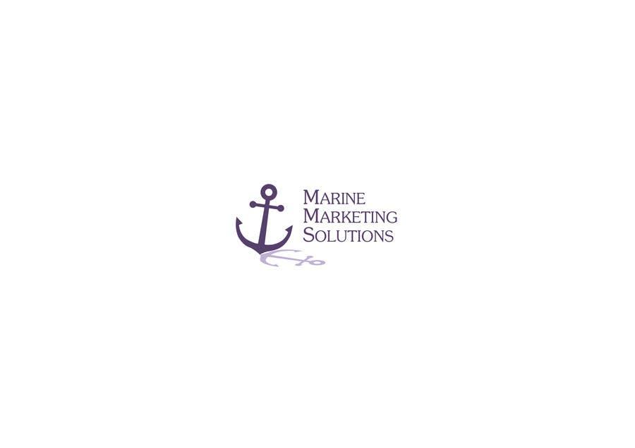 Konkurrenceindlæg #80 for Design a Logo for Marine Marketing Company