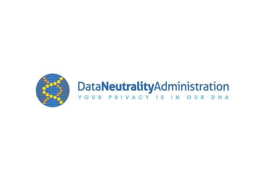 #124 for Logo design for Data Neutrality Administration by AnaKostovic27