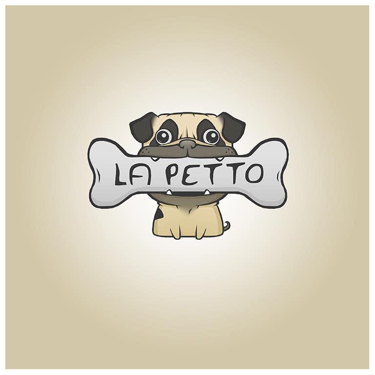 #77 for LOGO: vintage italian style: luxury doggy hotel by abdolilustrador