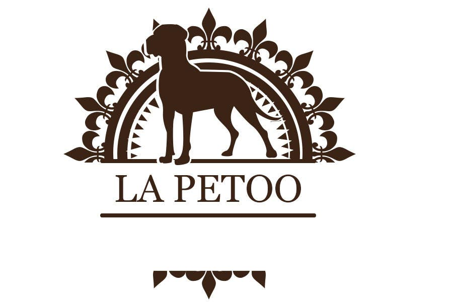 #2 for LOGO: vintage italian style: luxury doggy hotel by vishnuremesh