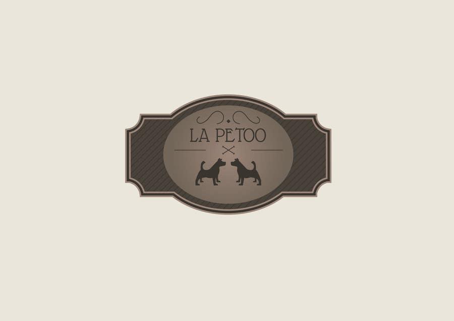 Bài tham dự cuộc thi #                                        35                                      cho                                         LOGO: vintage italian style: luxury doggy hotel